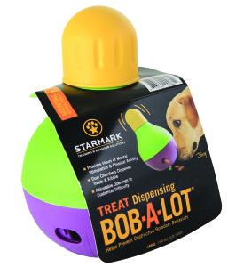 Treat Dispensing Bob-A-Lot