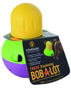 Treat Dispensing Bob-A-Lot Small
